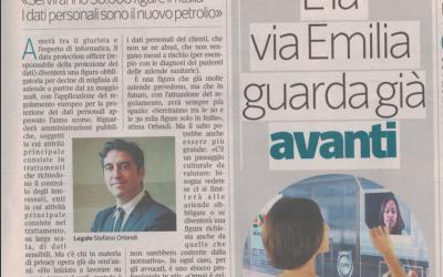 """""""Serviranno 30.000 figure in Italia"""": privacy e nuove professioni, il commento dell'Avv.Stefano Orlandi su Corriere Imprese"""