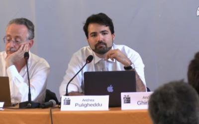 """[VIDEO] """"Il diritto all'oblio nell'era dei Big Data"""" – Dott. Andrea Puligheddu – eprivacy 2017 """"Parole ostili contro la Rete"""""""